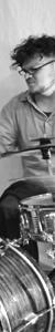joe sorbara . drums, percussion